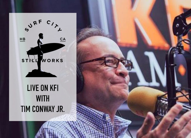 KFI AM 640 WITH TIM CONWAY JR
