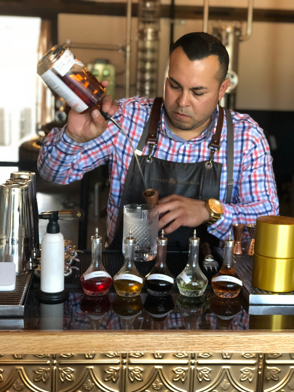 Mixologist, Leo Montesinos, joins Surf City Still Works