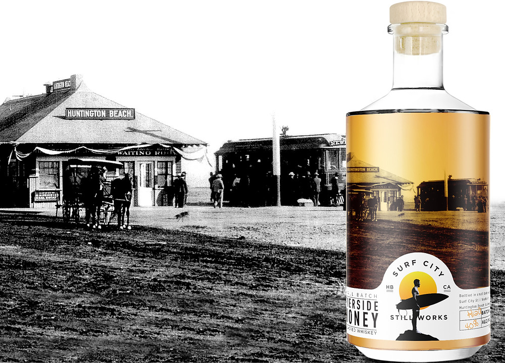 INTRODUCING OUR SMALL BATCH PIERSIDE HONEY WHISKEY