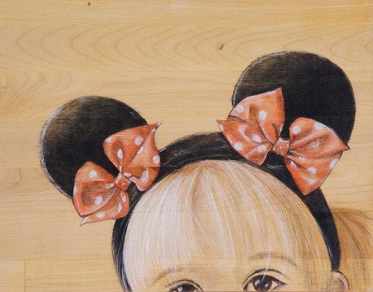 """""""All Ears"""" Print"""