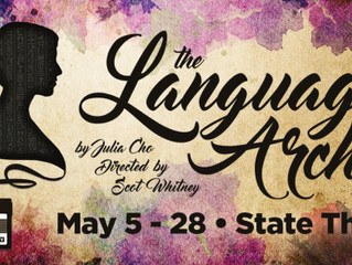 The Language Archive, May 5 - 28