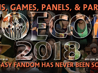 Special Guest at ZOECon 2018!