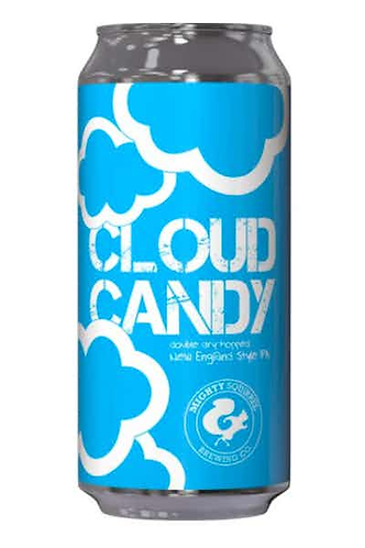 Mighty Squirrel Cloud Candy IPA