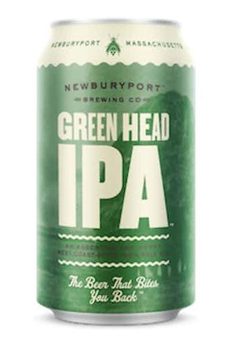 Newburyport Green Head IPA