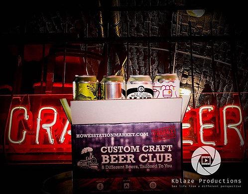 Custom Craft Beer Set
