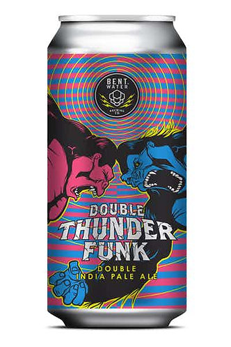 Bent Water Double Thunder Funk IPA