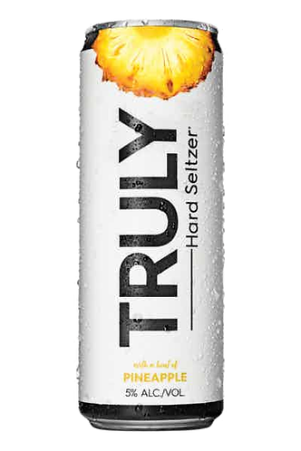 Truly Hard Seltzer Pineapple Spiked & Sparkling Water