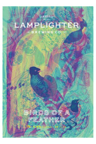 Lamplighter Birds Of A Feather IPA