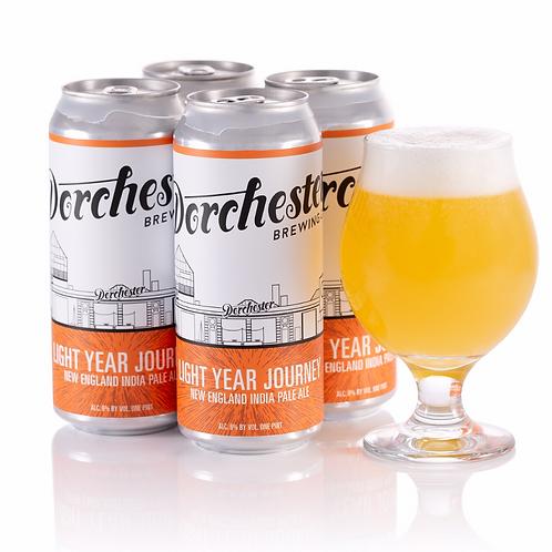 Dorchester Brewing Light Year Journey