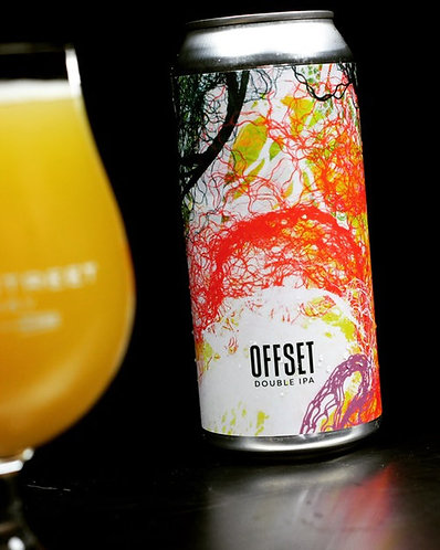 Austin Street Brewery Offset DIPA