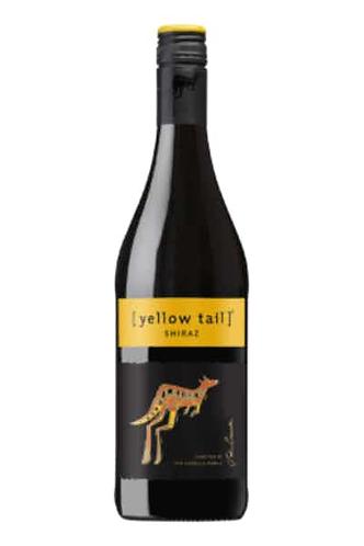 [ yellow tail ] Shiraz