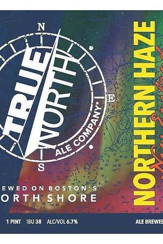 True North Ales Northern Haze Juicy IPA