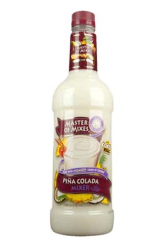Master of Mixes Pina Colada Mixer
