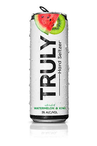 Truly Hard Seltzer Watermelon & Kiwi Spiked & Sparkling Water