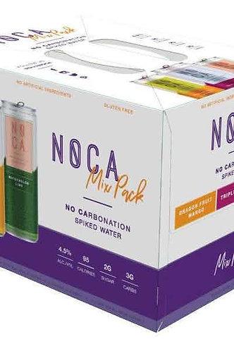 NOCA Seltzer Variety Pack