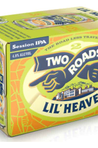 Two Roads Lil' Heaven Session IPA