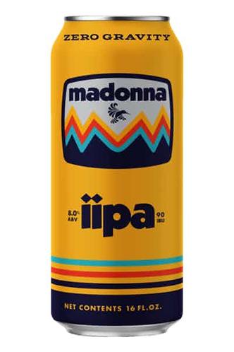 Zero Gravity Madonna Double IPA