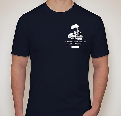 Howe's Station T-shirt