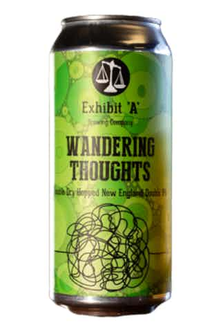 Exhibit A Wandering Thoughts Double IPA