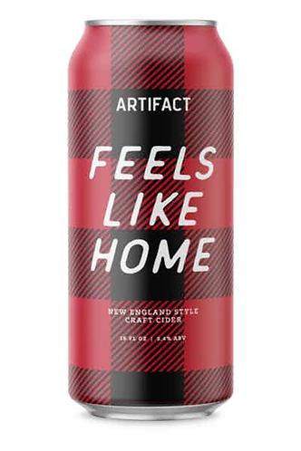 Artifact Cider Feels Like Home