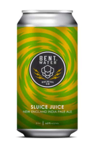 Bent Water Sluice Juice New England IPA