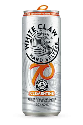White Claw Clementine 70cal