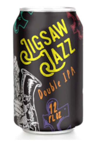 Fort Hill Brewery Jigsaw Jazz Double IPA