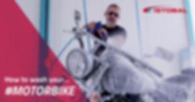 Машини на самообслужване за измиване на мотоциклети