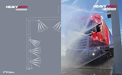 Heavywash-rotators безконтактно измиване на камиони