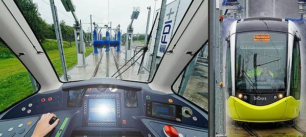 Автоматични машини за локомотиви и трамваи