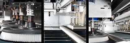 автоматични машини за изпиране на килими серия HYM V
