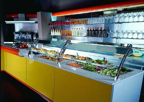 Линии за заведения за бързо хранене
