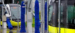 Автоматични машини за влакове и трамваи