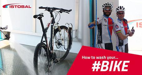 машини за измиване на велосипеди
