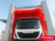 ISTOBAL-HWKUBE автомивка за товарни мпс-та