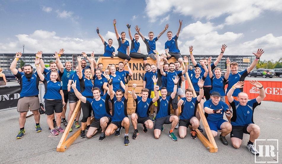 Zahnradfabrik beim INN RUN 2018