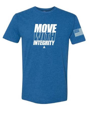 Ausletics Move with Integrity T-Shirt