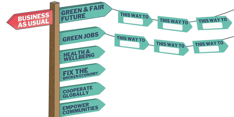 Green and Fair Recovery