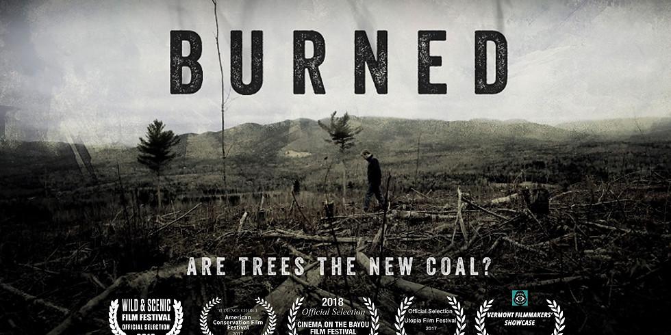 Burned: Cardiff Virtual Film Screening and Q&A