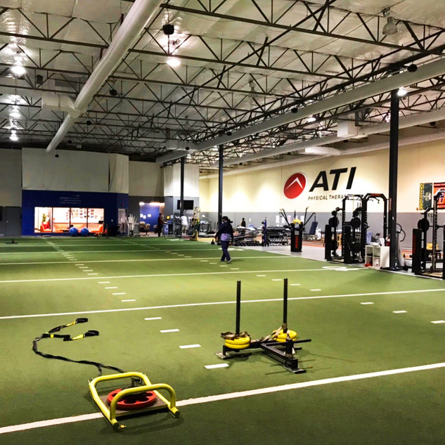 Indoor Training Facility
