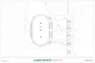 Albina Sports Complex - Level 2