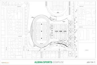 Albina Sports Complex - Level 1