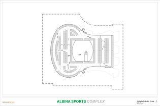 Albina Sports Complex - Parking Level