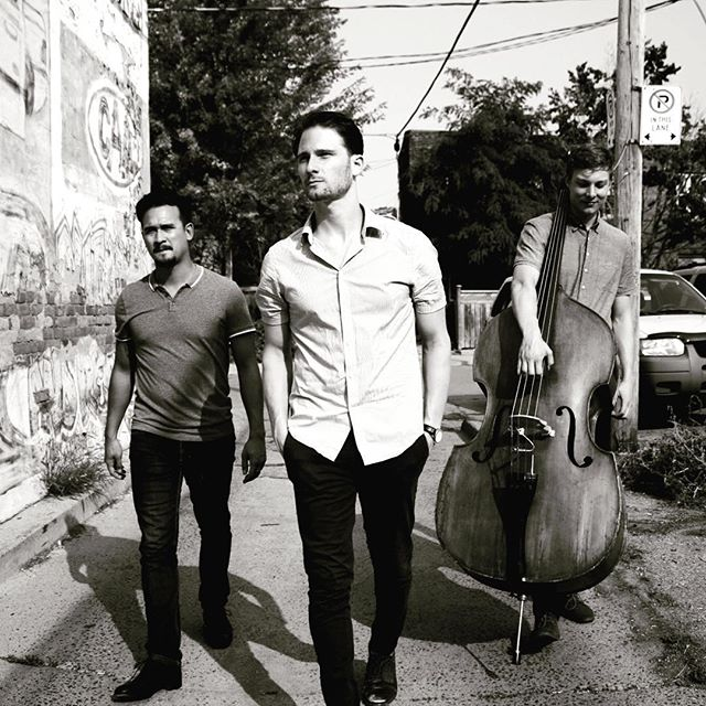 Jeremy Walmsley Trio is tough as f$%k... Photo cred _juliaemilymclellan jeremywalmsleytrio
