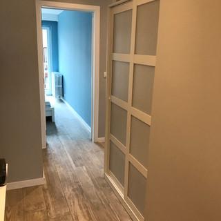 Hall de l'appartement