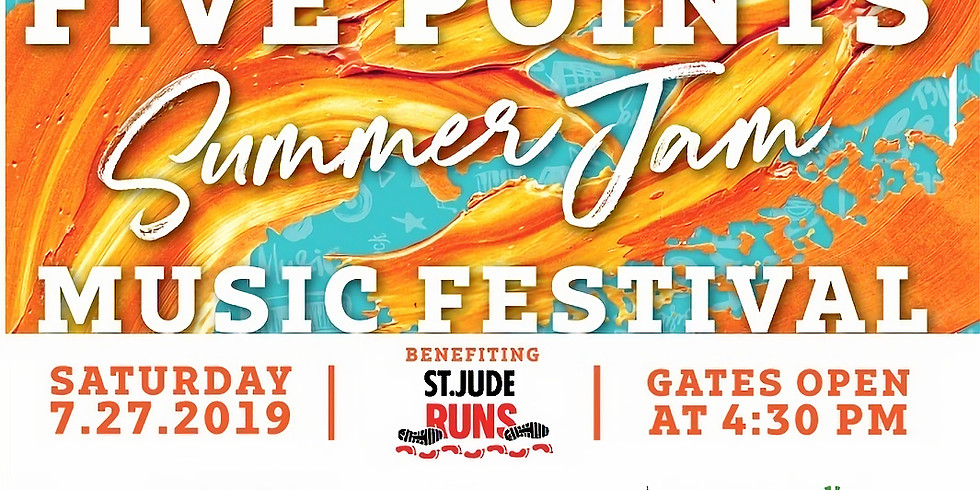 Five Points Summer Jam Music Festival