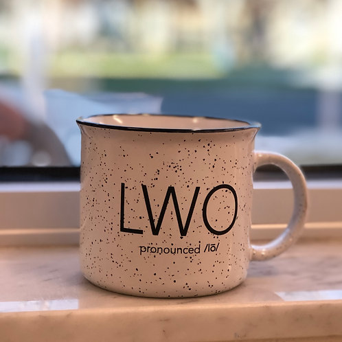 BLACK FRIDAY SALE : LWO Mug