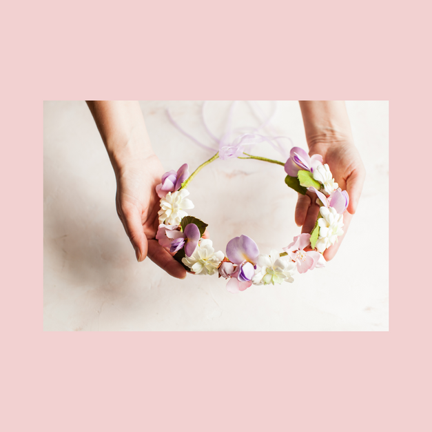 Flower Crowns - Adult and child