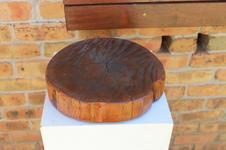 Wooden stump - $5