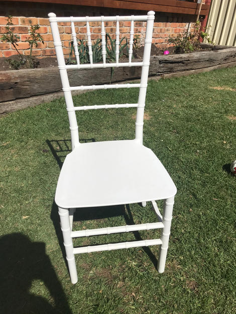 Tiffany Chair - $10